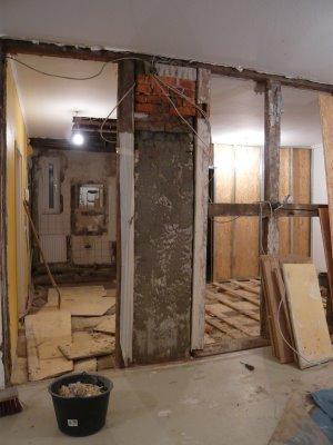 mopsis baublog schornstein verputzt. Black Bedroom Furniture Sets. Home Design Ideas
